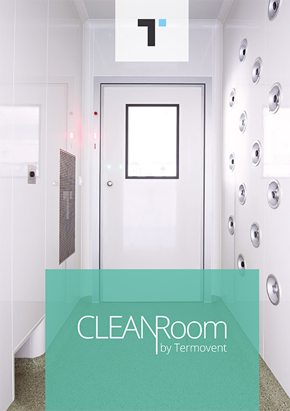 Catalogues-Clean Room-Termovent